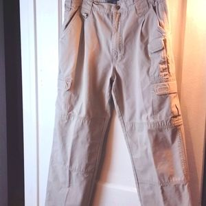 511 tactical series pants size 36 x 32 great condition, tan